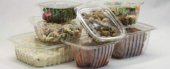 Image for Deli Containers from WWP